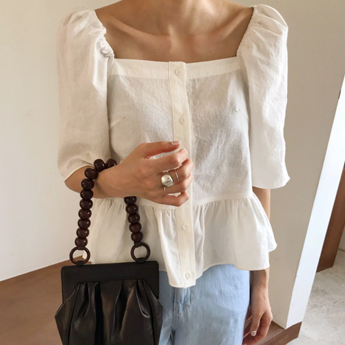 Dream blouse (2color)