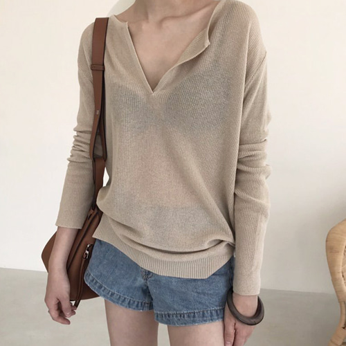 Leven summer knit (3color)