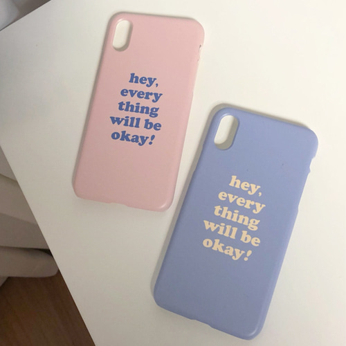 Hey! case (2color)