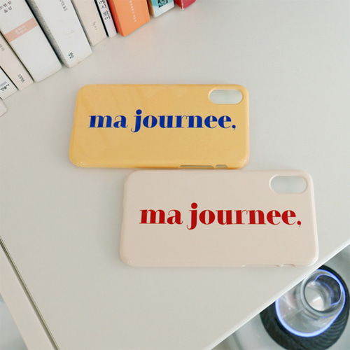 Ma journee case (2color / 유광)