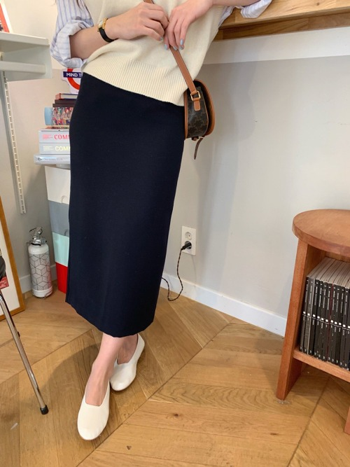 Moment skirt (3color)