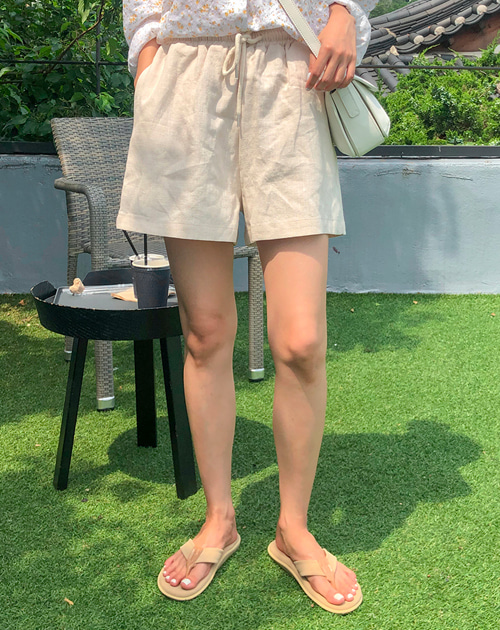 Allo pants (3color / 밴딩)